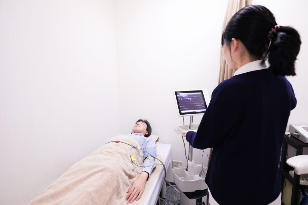 ABI/PWV 動脈硬化(脈波)検査