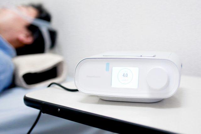 睡眠時無呼吸症候群_CPAP療法